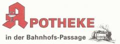 Logo Apotheke in der Bahnhofs-Passage Bernau