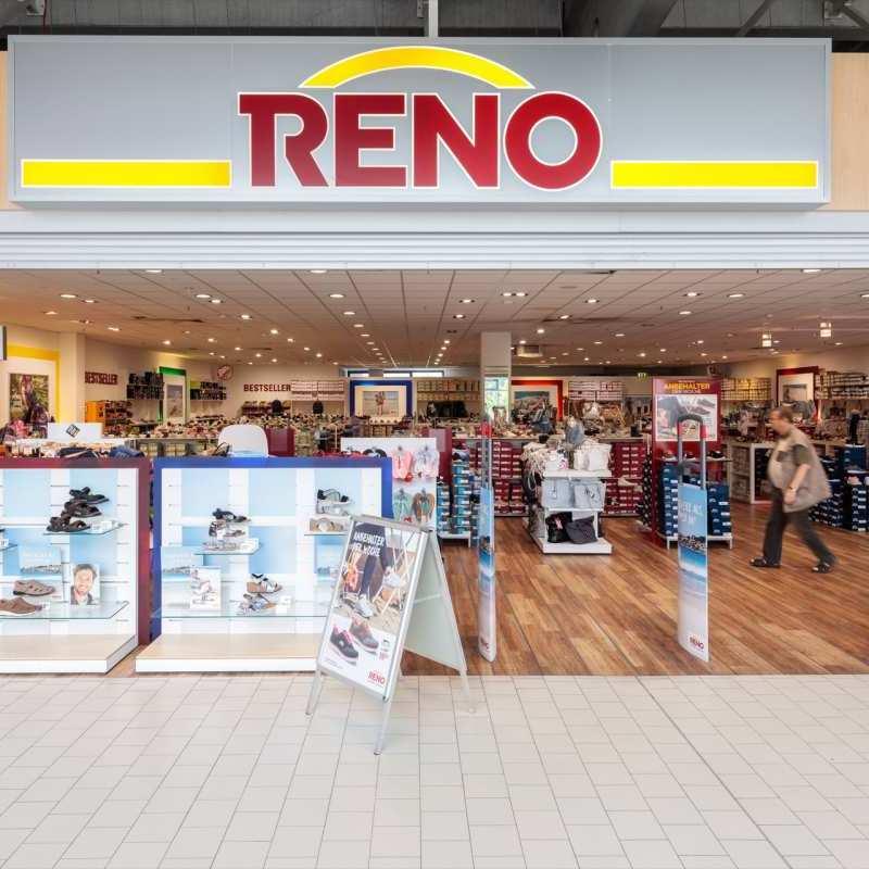 more photos 2e43c 3c207 RENO · Bahnhofs-Passage Bernau